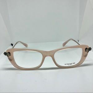 COACH HC6118B Pink Eyeglasses (100% Authentic)